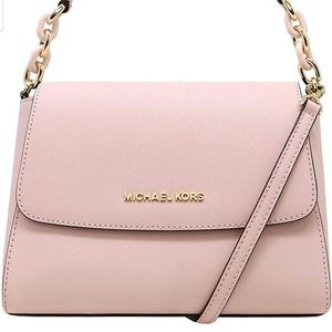 Sofia Small EW Saffiano Leather